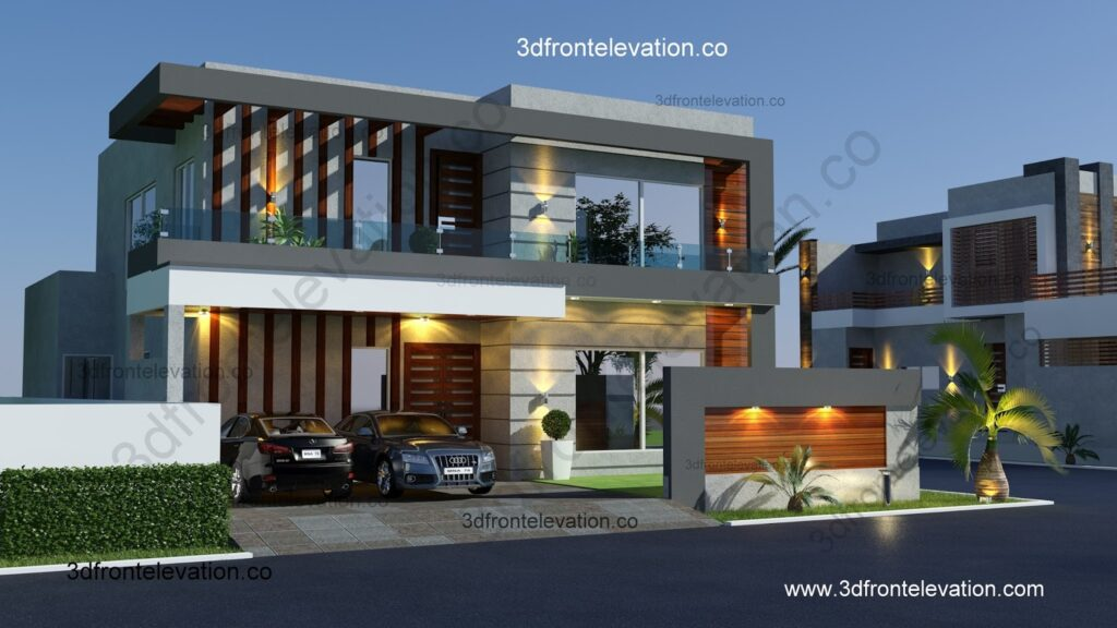 5 The Best 10 Marla House Plan for LDA Avenu