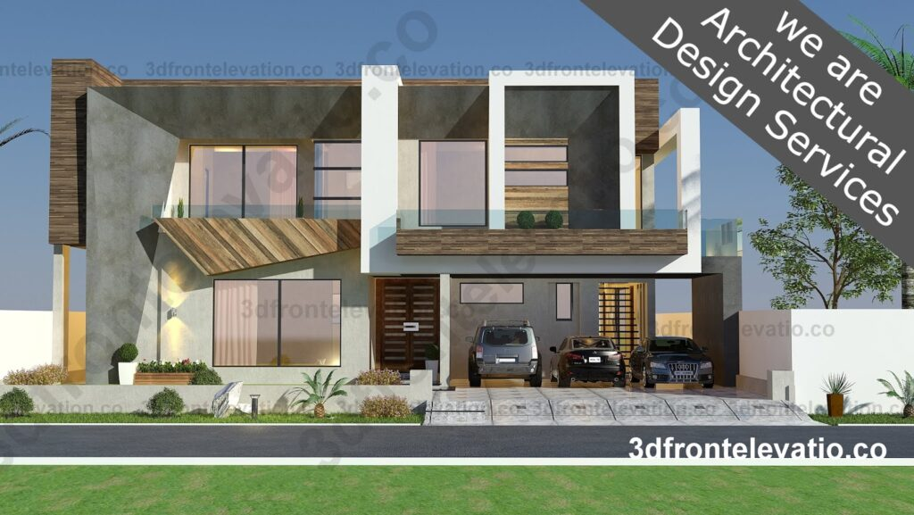 latest house designs in Pakistan
