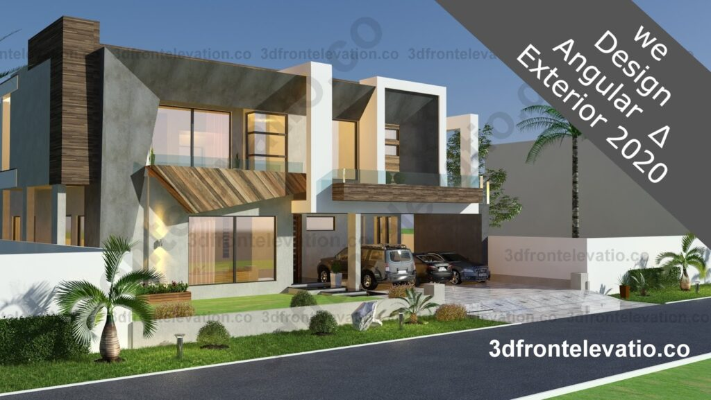 double story house design in pakistan
