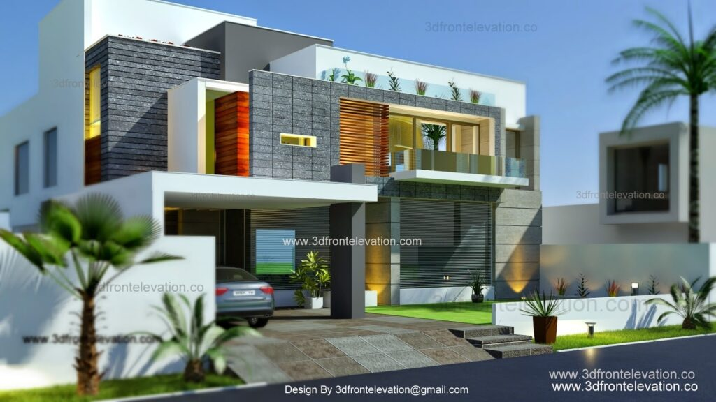 Margalla View Housing Society D17 Islamabad - Hire Architect For Your House