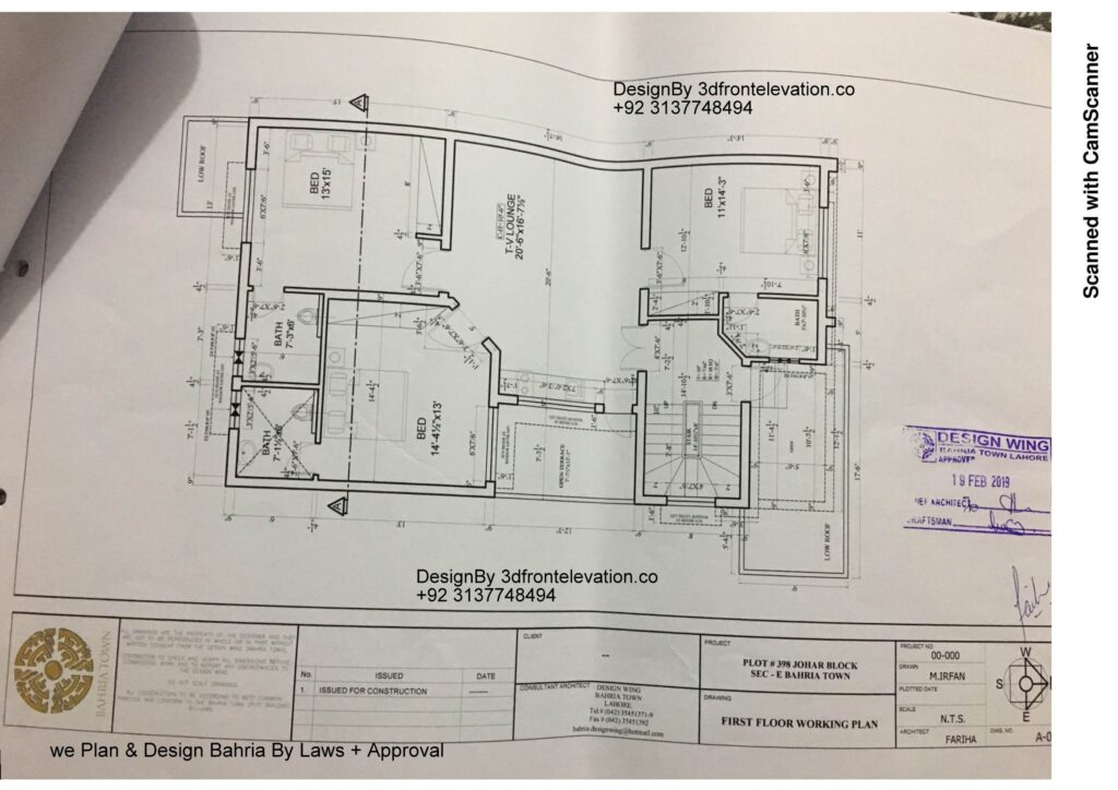 Best House Plan Bahria town