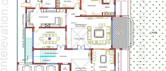 ECHS house plan