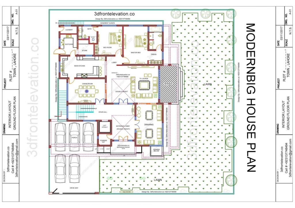 6 Free Best House PLan