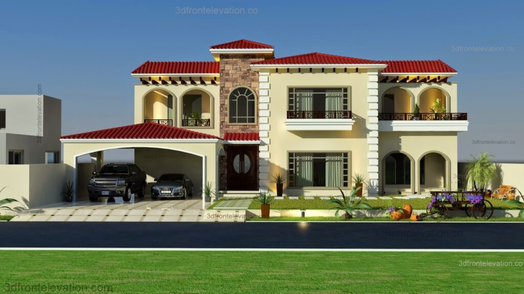 Lake City Lahore Architect + Interior Designer plan