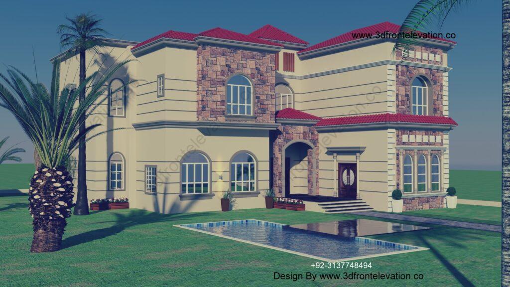 Spanish Style Villa (1)