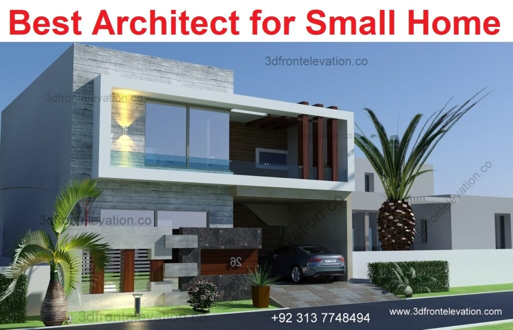 villa layout of 2 bhk