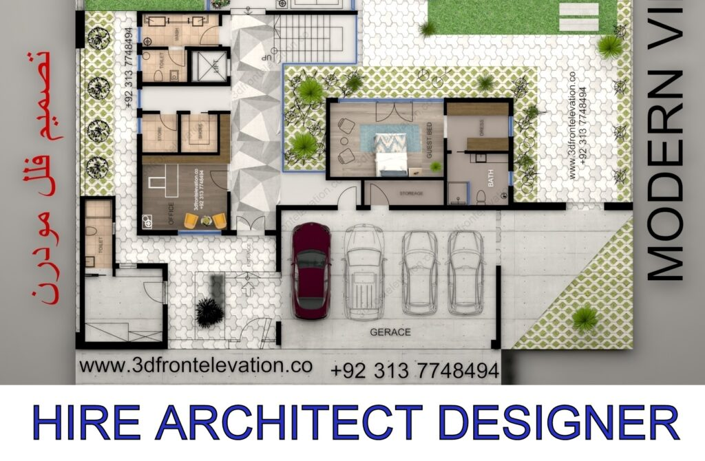 HIRE ARCHITECT NEAR ME Dubai