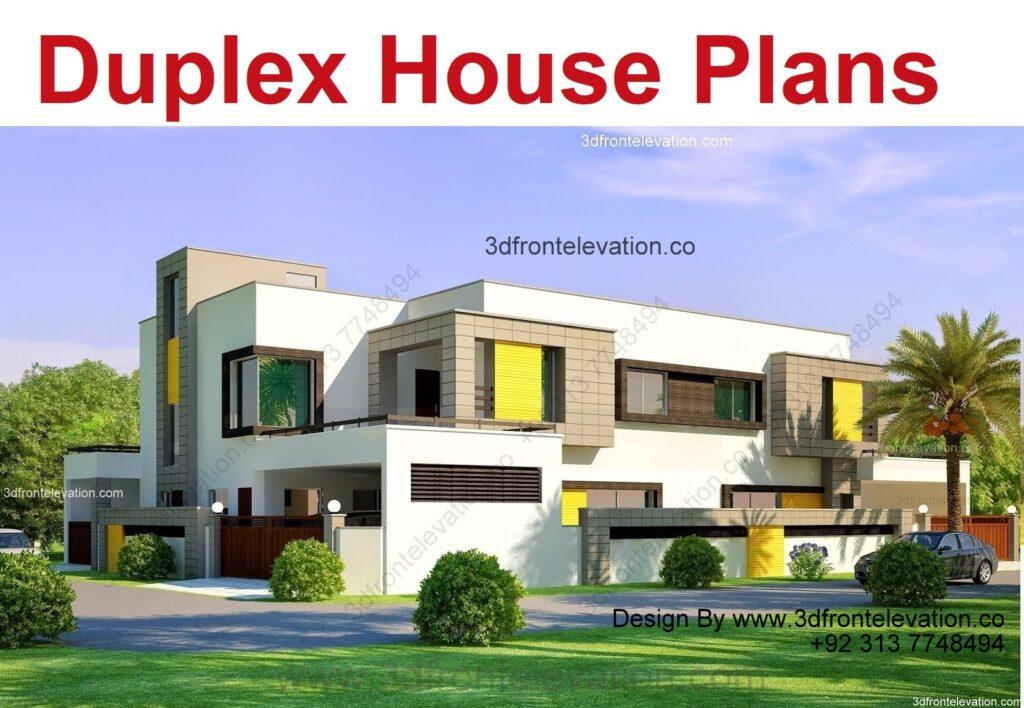 duplex house plans, duplex home builders