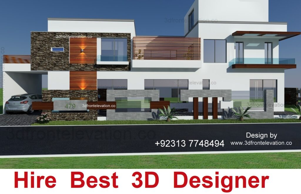 Best home Plan with Double Story