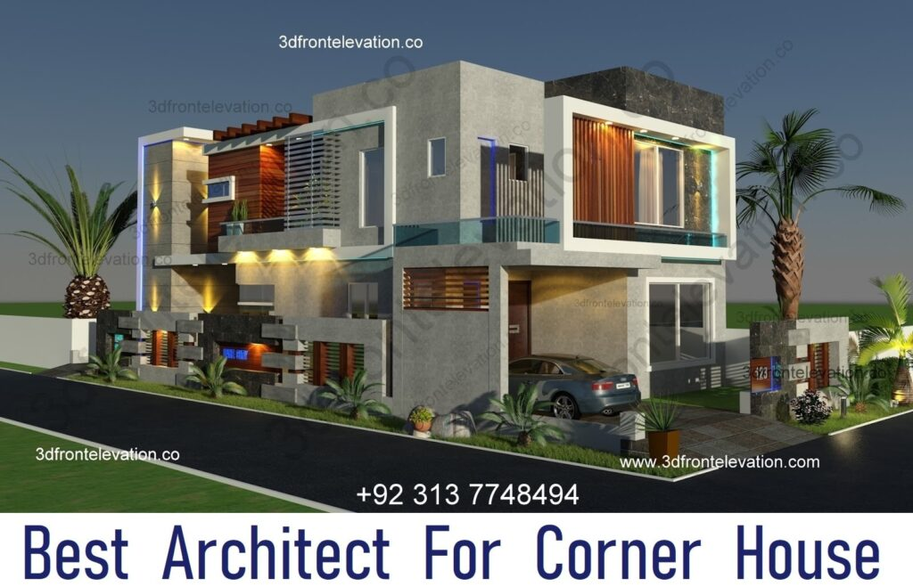 Best Architect for Corner House
