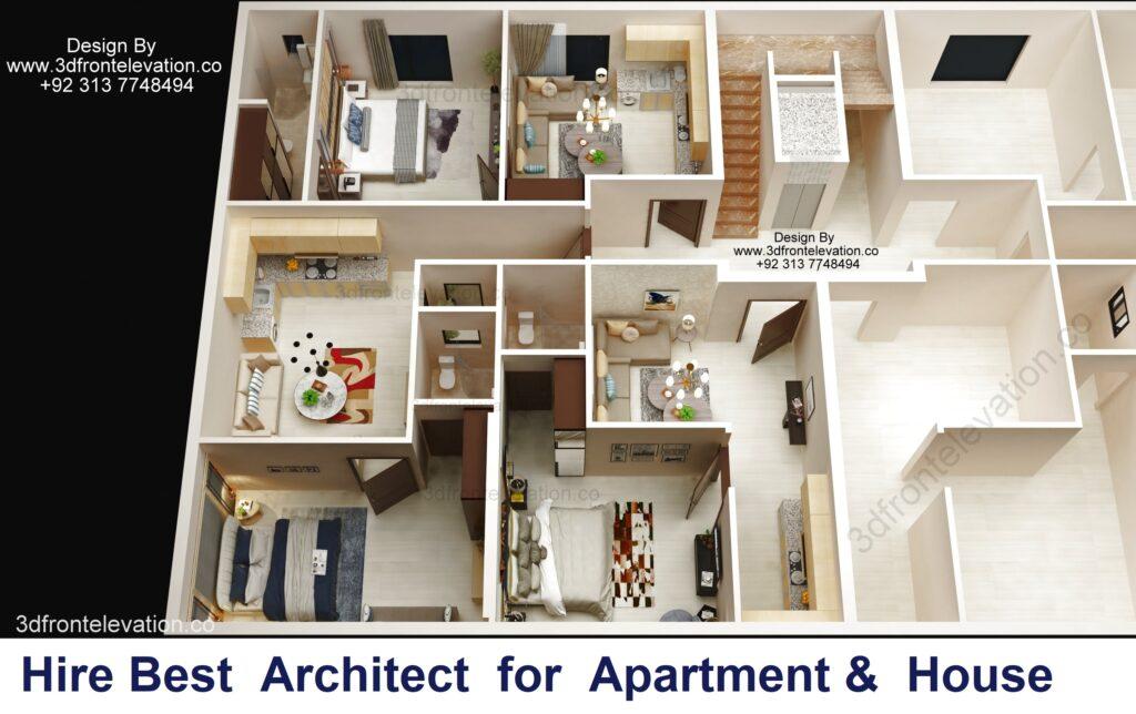 Best architect Designer for Apartment