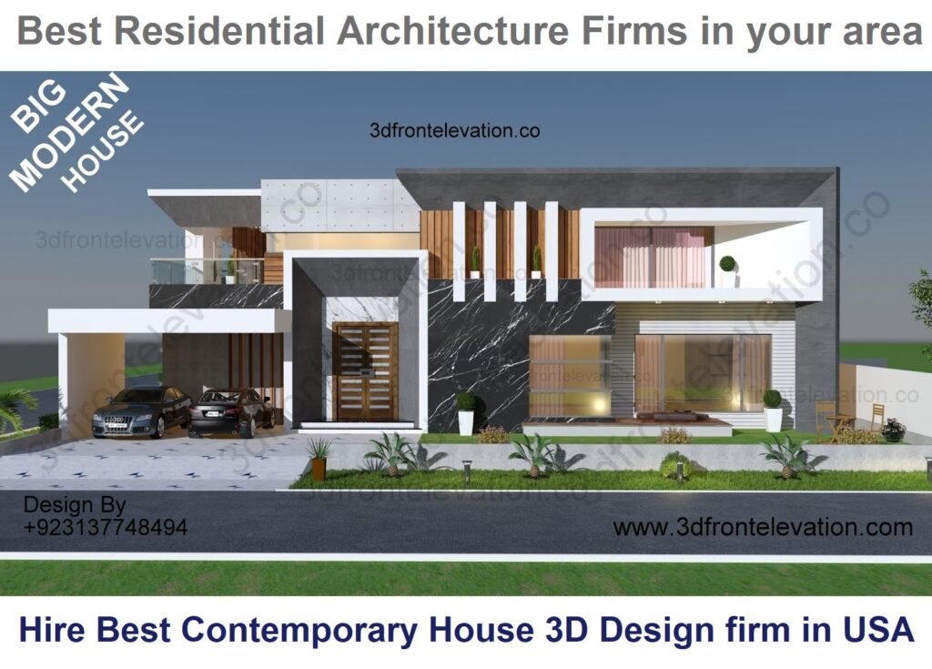 Best residential architecture firms in your area