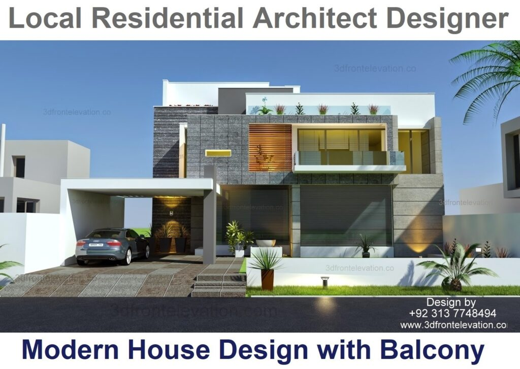 Residential Architect for House