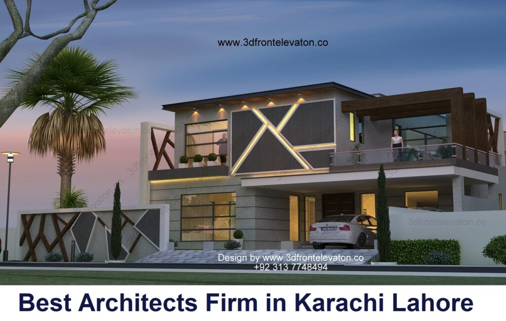 Expert Architects Firm in Karachi
