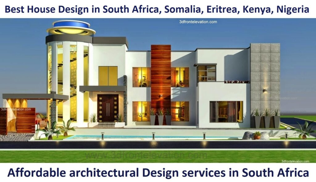 Affordable architectural Design services in South Africa, Somalia, Eritrea, and Kenya , Sudan, Liberia, Cape Verde, Sierra Leone