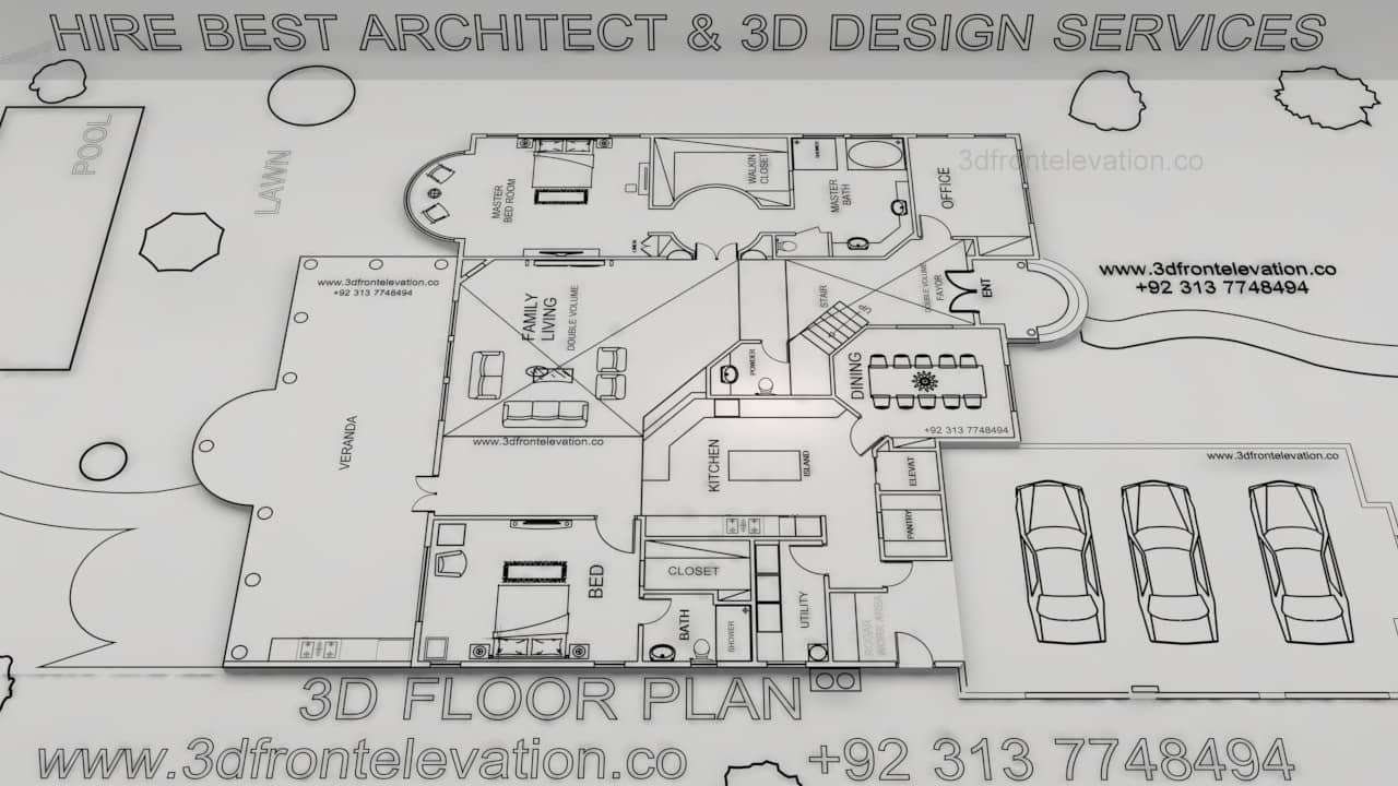 best architects in Lahore Las Vegas