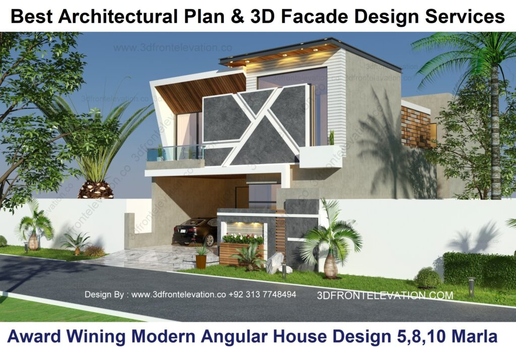 Design Best Pakistani Architect
