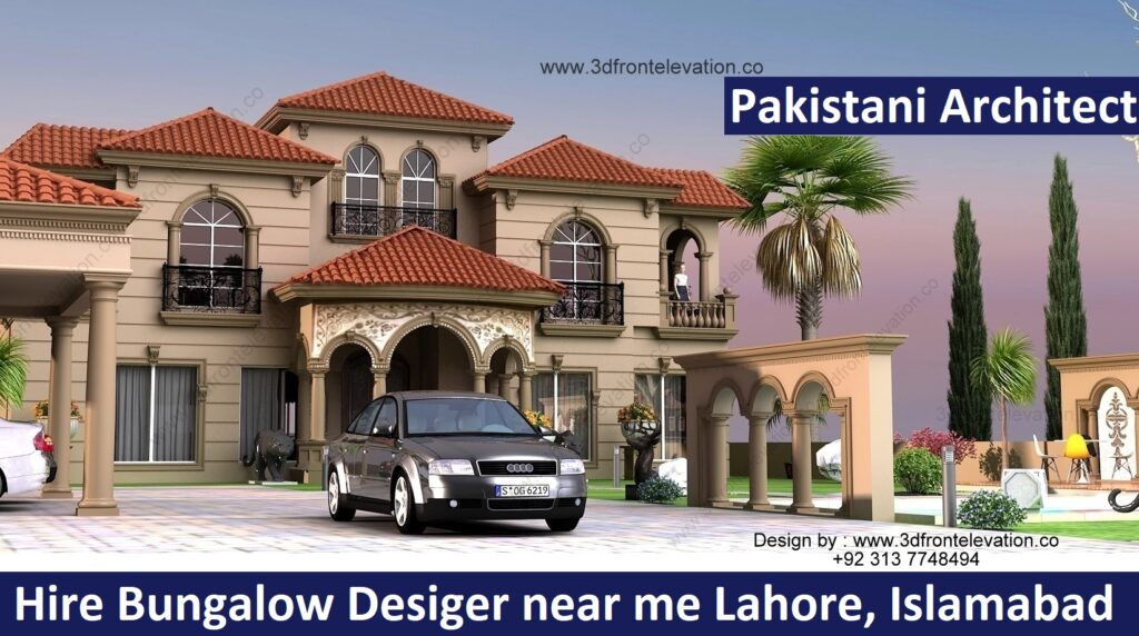 Hire Bungalow Designer near me