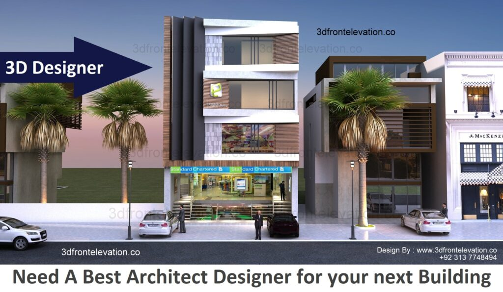 Need A Best Architect Designer for your next Building