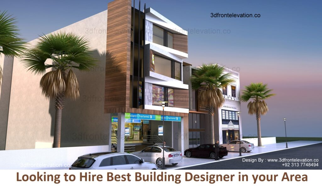 Looking to Hire Best Building Designer in your Area