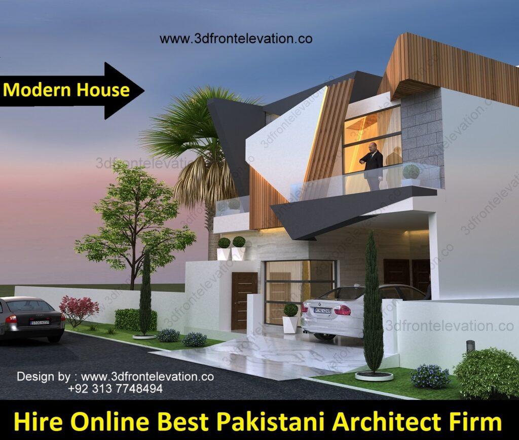 Hire online Best Pakistani Architect firm
