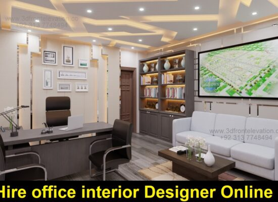 Hire office interior designer online