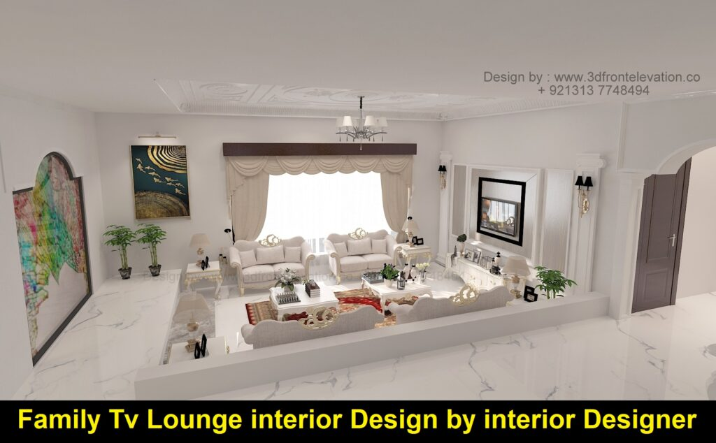 tv Lounge interior design