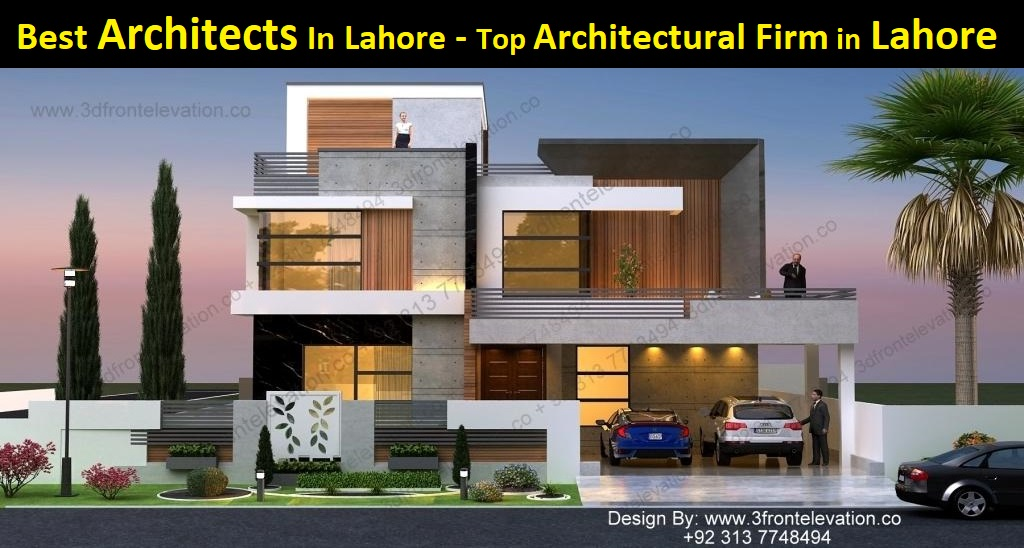 Best Architects in Lahore, Architectural firms in Lahore