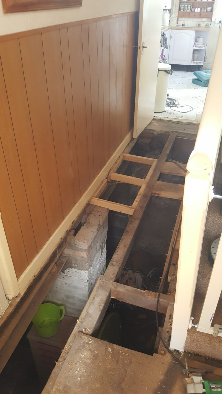old joists