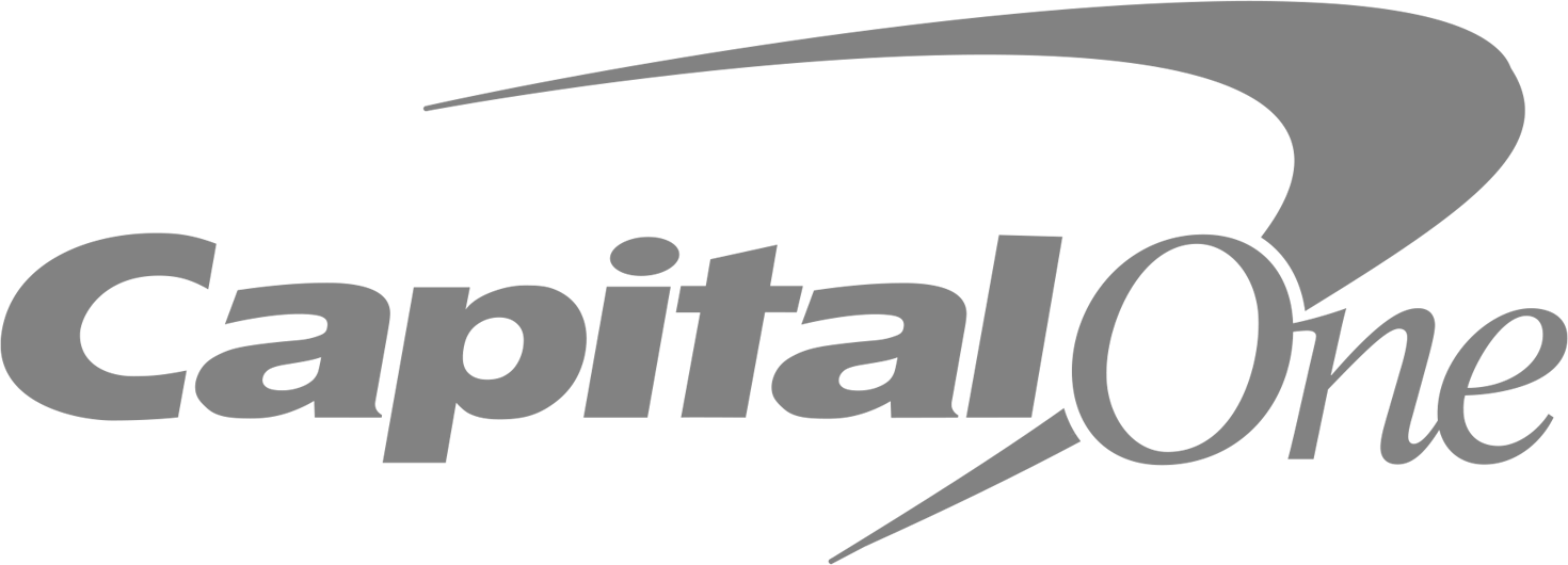 Capital One client logo