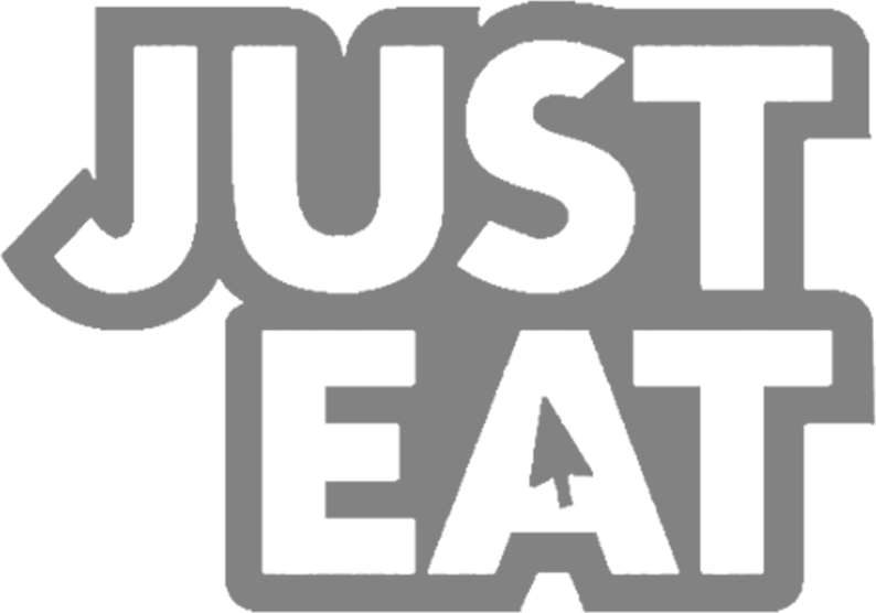 Just Eat client logo