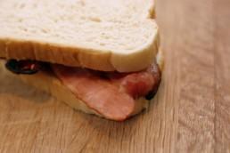 Sanduíche de Bacon