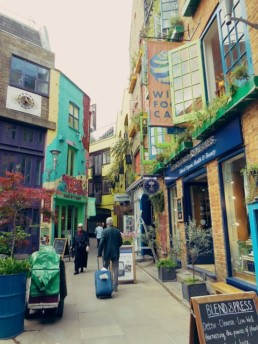 Onde ficar em Londres? Bairro Covent Garden
