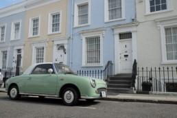 Onde ficar em Londres? Bairro Notting Hill