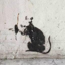 Banksy, onde ver suas obras por Londres | Londonices: Dicas de Londres