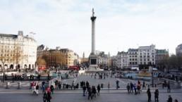 Big Bus tour | Trafalgar Square | Londonices: Dicas de Londres