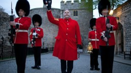 Tower of London Ceremony of the Keys em Londres