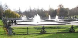 Kensington Gardens Jardim Italiano