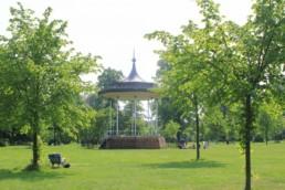 Kensington Gardens Coreto