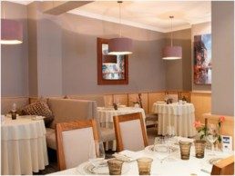 Le Champignon Sauvage, um dos melhores restaurantes de toda Inglaterra
