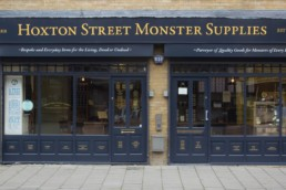 Monster Supplies   Londonices: Dicas de Londres
