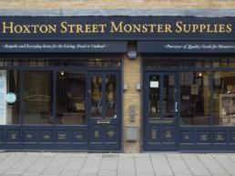 Monster Supplies | Londonices: Dicas de Londres