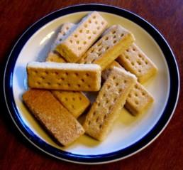 Comida Inglesa Shortbread