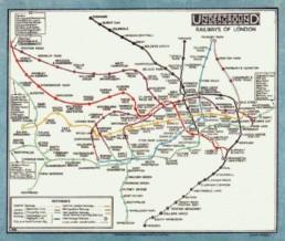 A história do metrô de Londres | Londonices: Dicas de Londres