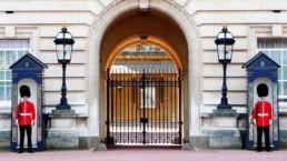 Buckingham Palace em Londres