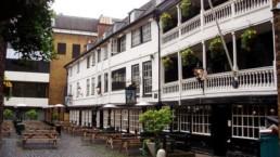 Pub The George Inn em Londres