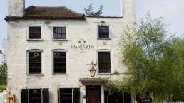 Pub The Spaniards Inn em Londres
