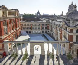 Museu Victoria and Albert em Londres