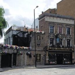 Pub The Prospect of Whitby em Londres