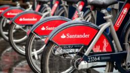 Bicicletas públicas em Londres